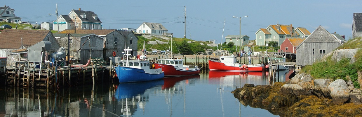 Canada's Coastal Gems: The Maritimes, The Magdalen Islands + Quebec City July 15